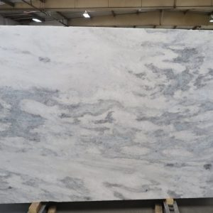 Blue Ondulato Damasco Marble