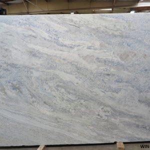 Crystal Blue Marble