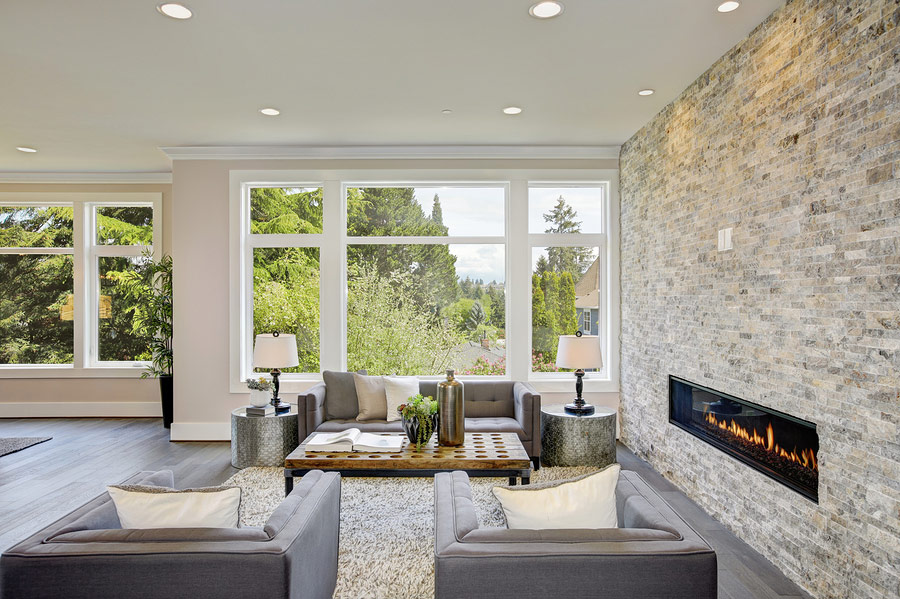 How to Choose Stone for Your Fireplace