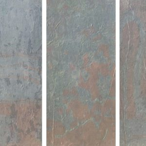 Multi Pink Slate Veneer Thin Slate Veneer