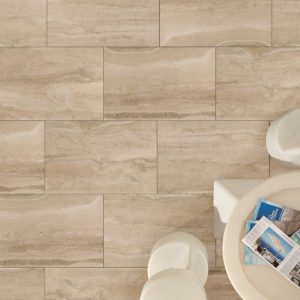 Pietra Beige Travertine Outdoor Paver Pietra Pavers
