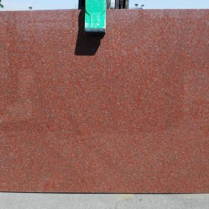 Ruby Red Granite