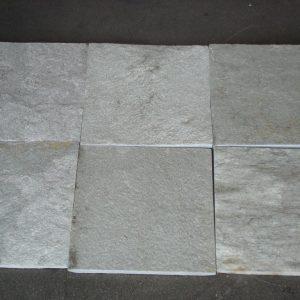Silver White Slate