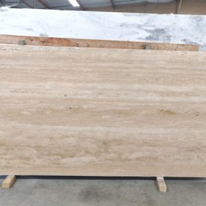 Turco Classico Vein Cut Unfilled and Honed Travertine