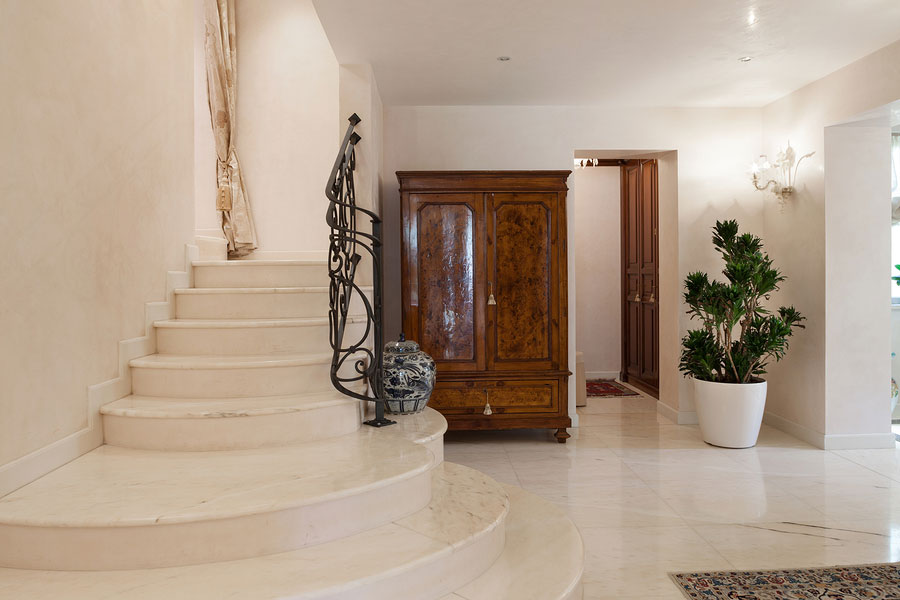 care for marble floors