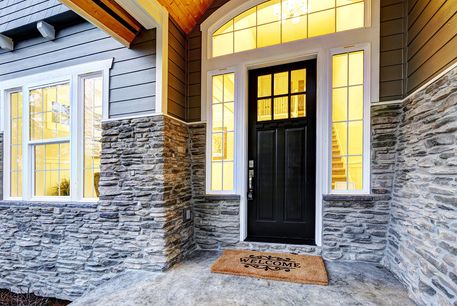 stone for home exterior