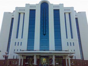 Project In Tashkent